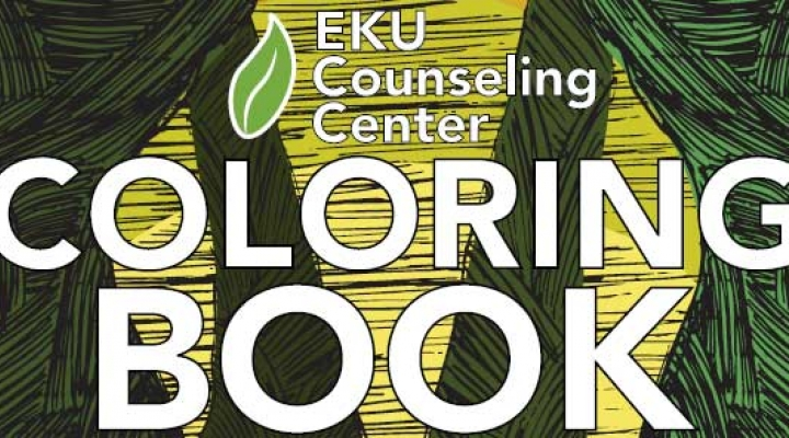 picture of front cover of EKUCC coloring book