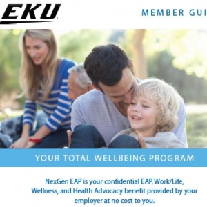 Employee Assistance Program NexGen image of family